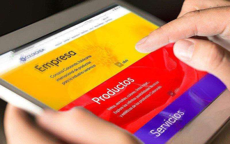 Coloronda launchesanew website